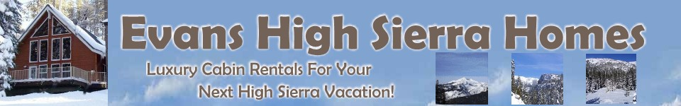 High Sierra Rental Homes